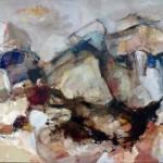 130 x 150 cm; Acryl/Leinwand