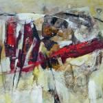 120 x 100 cm; Acryl/Leinwand